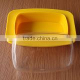 Eco-friendly Plastic Butter Dish