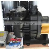 DC motor surface solar powered surface water pump green technology