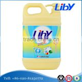 Liby Eco-Friendly Dishwashing Liquid for cleaning fruits and vegetables