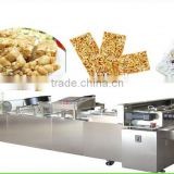 Professional cereals bar production line making machines