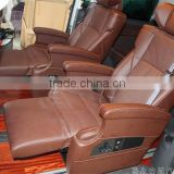 Customized luxury seat for T5 Caravelle midofild modifild with adjustable headrest,recliner