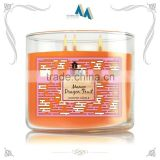 new products 2016 innovative products soy wax candle                                                                         Quality Choice