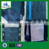 HDPE plastic outdoor temporary fence screen for tennis court/construction sites