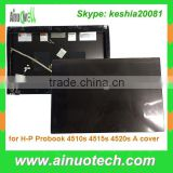 Screen back shell laptop lcd cover for HP Probook 4510s 4515s 4520s A/B/C/D cover hinge plam rest bottom case