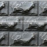 Popular 3D faux foam brick panel, siding veneer panel, interior or exterior wall decoration