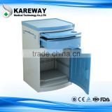 Guangdong kareway ABS hospital bed side table