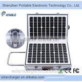 Pollution-free and energy-saving 40W Home Solar Electricity Generation System