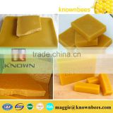 Cosmetic grade and Food grade yellow/ white organic beeswax