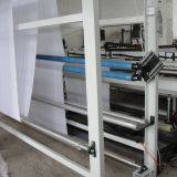 Curtain cloth cutting machine