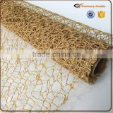 Gift flower Wrapping Decorating Mesh Rolls 100% Polyester