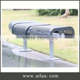 Arlau Cheap Wholesale Furniture China,Garden Cast Iron Bench Leg,Outdoor Cast Iron Bench