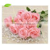 FLS02 GNW artificial flower rose bud wholesale for wedding decoration centerpiece decorative flower