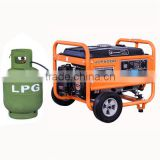 LPG Nature Electric Gas Generator Price For Sale Small Methane LPG Nature Gas Generator