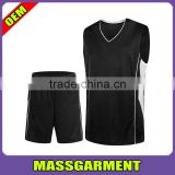 Latest basketball Custom gym wear dry mesh jersey design mens tank top basketball uniform suits