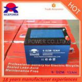 Motorcycle Batteries/12v12ah/maintenance free/battery packs