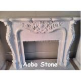 Ariston fireplace polished finished Chinese manufacturer