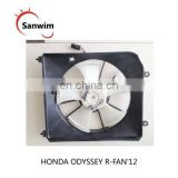Engine Cooling Fan Assembly fits for Odyssey 3.5L