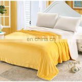 cheap 100% polyester warm fleece and velour bed cover sheet set
