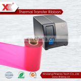 Color TTR ribbon for print barcode ribbon 110mm*300