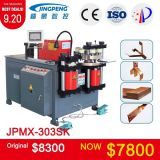 Hot sale 30kn 303SK hydraulic busbar cutting punching bending machine for copper