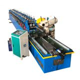 Metal furring keel channel slideway structure steel keel roll forming machine