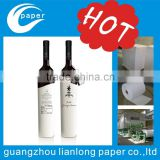 PVC sleeve label printing/ mineral water bottle printing label/PVC heat shrinkable plastic bottle label