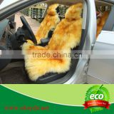 wholesale sheepskin fur car seat cover