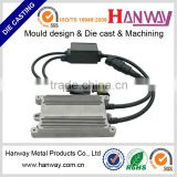 China OEM factory aluminum die casting HID Ballast for automobile parts