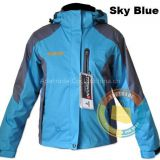 I'm very interested in the message 'Columbia Sportswear Titanium 2 In 1 Women Jacket color:Sky Blue' on the China Supplier