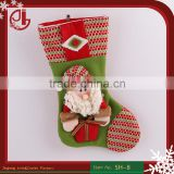 Father XNAS 42CM Large 3D Merry Christmas Home Decoration Christmas Decoration Stockings