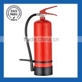 Empty cylinder fire extinguisher with valve