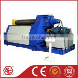 4 Roller manual stainless steel pipe bending machine