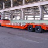 20Ton Vehicle transport lowbed semi trailer for sale