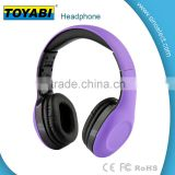 3.5MM Stereo High Bass Quality Headsets Headphone with Micro Microphone for Mobile Pad PC Computer