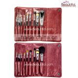 Best Makeup Brushes personalized / Wholesale professional Make up Brush Set, private logo cosmetics natural hair