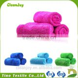 Microfiber Hair Salon Towel Home Customed Wash Micro Fleece Towel