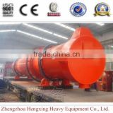 For drying Slag, coal, silica sand, bagasse , Hengxing Rotary dryer by China manufacture