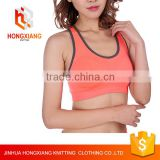 Hongxiang (OEM Factory/Trade Assurance)Women Wholesale Sports Bra Custom Sports Bra Yoga Fitness Sports 12color