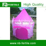 wfz226608 Portable Outdoor Folding Princess Waterproof Toy Play Game Children Kids Castle Tent