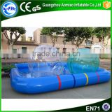 Newly Customized Size inflatable adult swimming pool for sale                                                                                                         Supplier's Choice