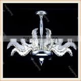 China Top sale luxury modern led K9 crystal ceiling pandent lamp, chandelier for home/hotel