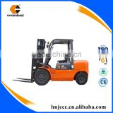 Hot Sale GOODSENSE Brand 4 Ton Diesel Power Pallet Forklift Trucks for sale With Japanese Engine
