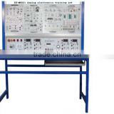 Electronic lab kit Engineering teaching equipment Educational training device XK-MNDZ1 Analog Electronics Training Set