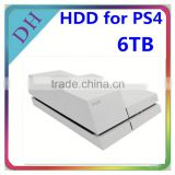 [3.5 sata hard drive] for ps 4 console 6tb hard disk hard drive enclosure for video games for ps4