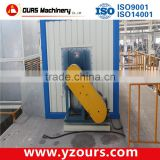 Factory direct sale gas drying furnace with Riello gas burner