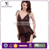 Fancy Pretty Mature Women Nude China Manufactures Baby Doll Lingerie