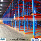 Industrial storage steel heavy duty drive in pallet rack