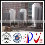 150 cubic meters tanks for Liquid nitrogen, liquid oxygen, liquid chlorine, liquid argon