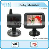 "Wireless Baby Monitor Digital Camera DV Recorder With Audio Transmission 3.5"" Colour LCD Screen With Night Vision 2009"