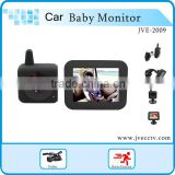 3.5 inch 2.4GHZ 420TVL Car Baby Monitor With IR Night Vision Function Wireless Car Baby Monitor Camera Car Video Baby Monitor